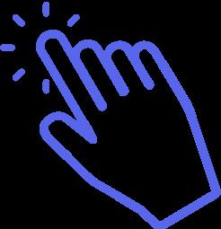 White glove icon